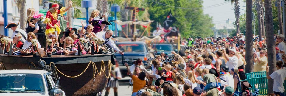 Pirate Parade